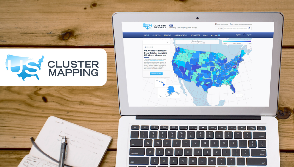 Contact Us | U.S. Cluster Mapping